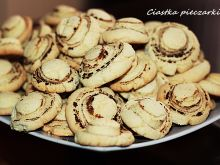Ciastka pieczarki