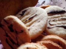 Ciastka razowo - owsiane