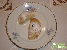 Ciastka serowe z marmoladą