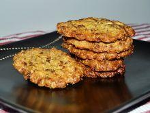 Ciastka śniadaniowe z płatkami kukurydzianymi