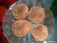 Ciastka z kokosami