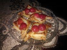 Ciastka z truskawkami