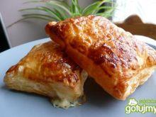 Ciastke ze słodkim serem i ananasem