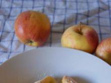 Ciastko-pierożki z jabłkami