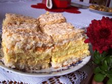 Ciasto ananasek