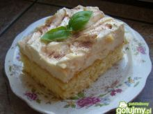 Ciasto ananasowe smakowite