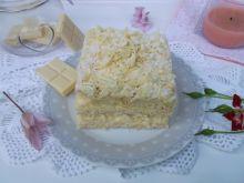 Ciasto Aniołek  wg. Babeczki