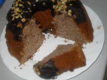 Ciasto - babka orzechowo-kawowa