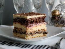 Ciasto bakaliowo - czekoladowe