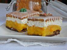 Ciasto bez pieczenia z mango