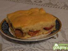 Ciasto biszkoptowe ze śliwkami 3