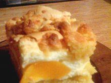 Ciasto budyniowa pianka