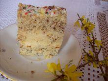 Ciasto- Budyniowiec