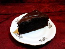 Ciasto buraczkowo-czekoladowe