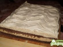 Ciasto Cappucino - delikatne