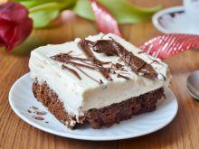 Ciasto chałwowe - II wersja