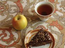 Ciasto cukiniowe z jabłkami