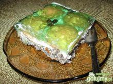 Ciasto- Cycki cygana