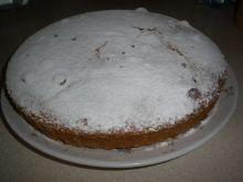 Ciasto cynamonowe z jabłkami