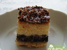 Ciasto cytrynowe z makiem wg Reniz