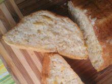 Ciasto cytrynowe z serem i otrębami