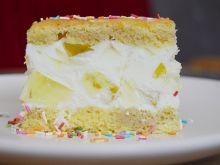 Ciasto cytrynowy śmietankowiec