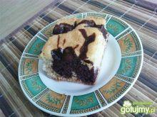 Ciasto czarno-białe 2