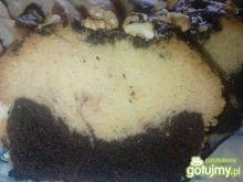 Ciasto czarno białe na oleju