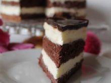 """Ciasto czekoladowe """"Milka"""""""