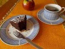 Ciasto czekoladowe na słonej bazie