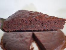 Ciasto czekoladowe z cukinią i oliwą