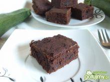 Ciasto czekoladowe z cukinią wg Alex