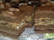 Ciasto czekoladowe z dzemem