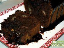 Ciasto czekoladowe z gruszkami 4