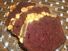 Ciasto czekoladowe z karmelem wg Zub3r'a