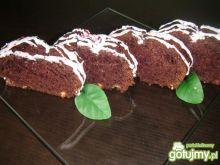 Ciasto czekoladowe z kawałkami czekolady