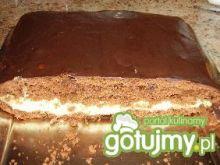 Ciasto Czekoladowe z kremem!!!