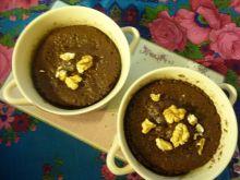 Ciasto czekoladowe z orzechami w pięć minut