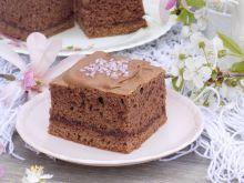 Ciasto czekoladowe z powidłem