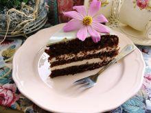 Ciasto czekoladowo-cytrynowe