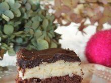 Ciasto czekoladowo kokosowe