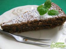 Ciasto czekoladowo-kokosowe z kardamonem