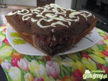 Ciasto czekoladowo-majonezowe