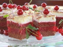 Ciasto czekoladowo-wiśniowe