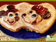 Ciasto dla dzieci.