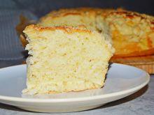 Ciasto drożdżowe (drożdżówka) z kruszonką