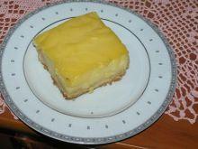 Ciasto drozdżowe z budyniem