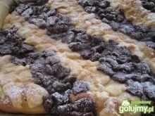 Ciasto drozdzowe z kruszonka