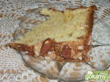 Ciasto drożdżowe z migdałami