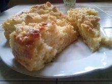 Ciasto drożdżowe z serem i posypką